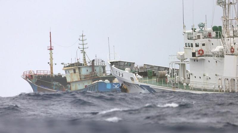 マグロ漁船・かに漁船